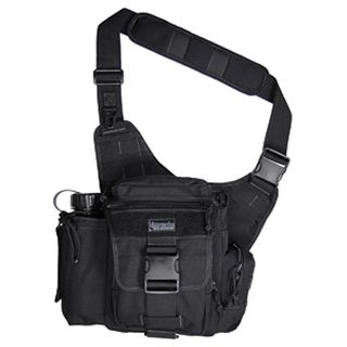 Maxpedition Jumbo Versipack Multifunktionstasche Black