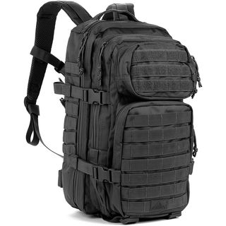 Red Rock Gear Assault Pack, schwarz, 600D Polyester mit...