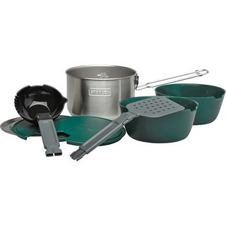 Stanley Adventure Prep & Cook Set, 10-teiliges Set mit...