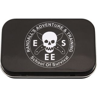 ESEE Kit Tin Metallbox für Survival Kit mit Randalls...