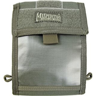 Maxpedition Traveler Deluxe - Reisepasshülle, Foliage Green