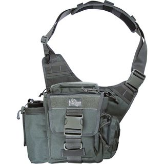 Maxpedition Jumbo Versipack Multifunktionstasche Foliage Green
