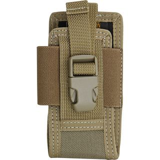 Maxpedition Clip-On Phone Holster Khaki 5-inch