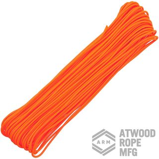 Atwood Rope MFG - Tactical Paracord-Schnur in orange,...