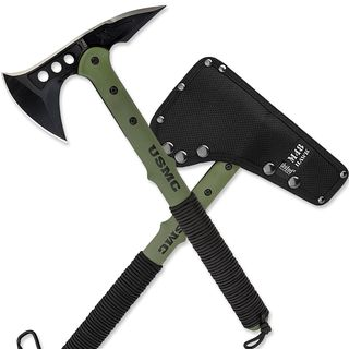 United Cutlery Officially Licensed USMC Tomahawk mit...