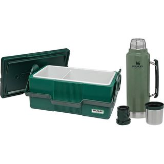 Stanley Lunchbox Heritage Cooler & Bottle Set, Kühlbox...