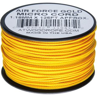 Atwood Rope MFG - Micro Cord Hightech-Schnur in gold,...