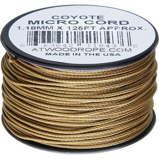 Atwood Rope MFG - Micro Cord Hightech-Schnur in coyote,...