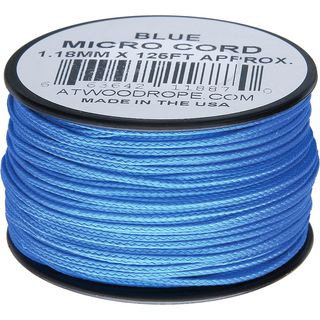 Atwood Rope MFG - Micro Cord Hightech-Schnur in blau,...