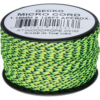 Atwood Rope MFG - Micro Cord Hightech-Schnur in gecko,...