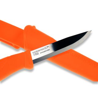 Morakniv Companion Messer in flureszierendem orange mit...