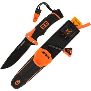 Bear Grylls Ultimate PRO, Survivalmesser, Full-Tang...